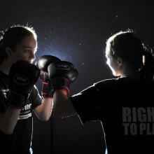 Sport England, women boxing