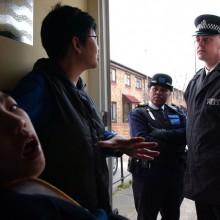 Community police team, North London