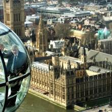 Boris Johnson, London Eye