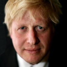 Boris Johnson, County Hall