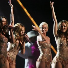 Girls Aloud, Brit Awards