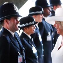 Duchess of Cornwall, Met police memorial service