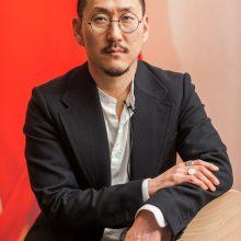 Fashion designer Eudon Choi