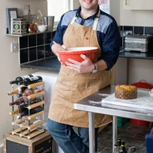 Bake Off winner Edd Kimber