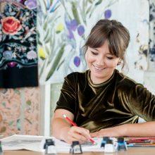 Fashion designer, Marks and Spencers