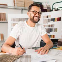 Furniture designer, Marks and Spencers
