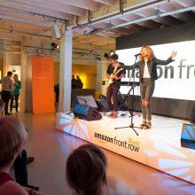 Amazon Front row event, London