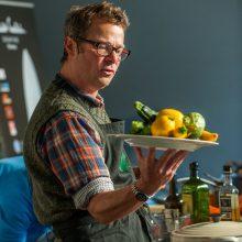 Chef Hugh Fearnley-Whittingstall